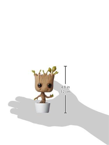 Funko Pop Marvel Dancing Groot Bobble Action Figure In