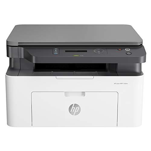 HP Laser MFP 136nw Printer