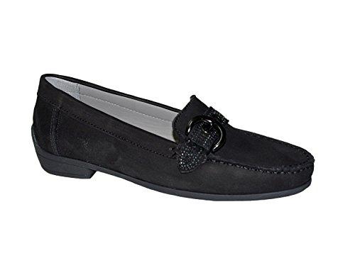 ara40717-01 - Zapatillas Mujer negro