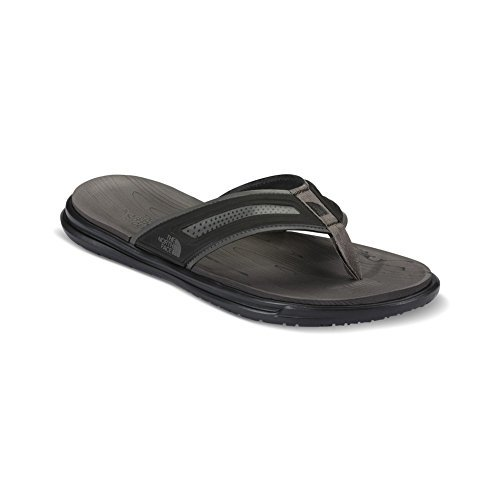 - The North Face Endurus Flip-Flop Men's TNF Black/Dark Shadow Grey 14
