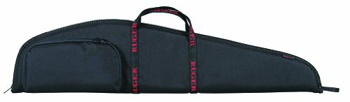 Allen Company Ruger Rifle Case, Black with Ruger Logo on Handles