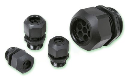 - HEYCO M4524GBG Tight Cordgrips for Solar Applications (QTY 10)