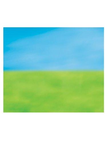 Blue and Green Felt Fun Flannel Board 13