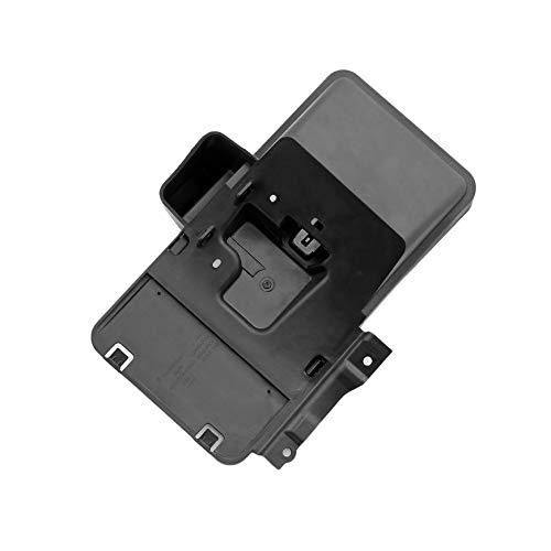 Pudincoco Support de plaque dimmatriculation arri/ère de voiture am/éricaine l/ég/ère titulaire de la plaque dimmatriculation avec lampe pour Jeep Wrangler