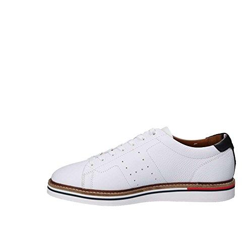 Tommy Uomo Bianco FM0FM01337 Hilfiger Sneakers ATwqXFT