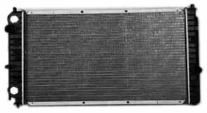- TYC 2264 Pontiac Grand AM 1-Row Plastic Aluminum Replacement Radiator