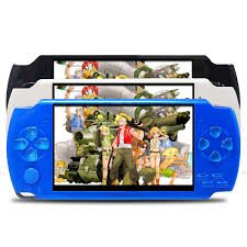 8GB Video PSP Game Console - 4