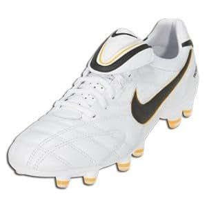 Nike Tiempo Legend III - Botas de fútbol, color blanco, talla 46