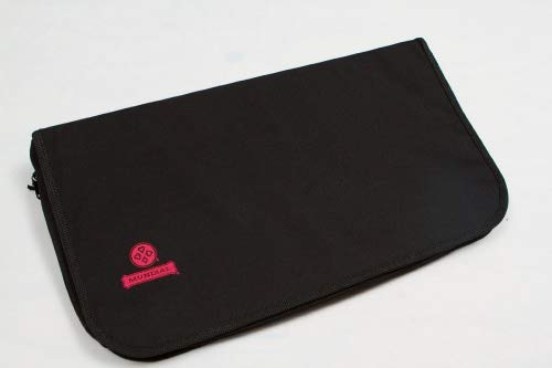 Mundial Professional 9 Knife Culinary Knife Roll - Hard Cover Bag by Mundial (Image #2)