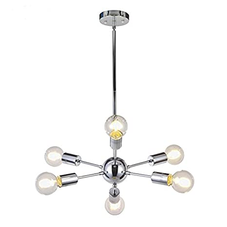 Modern Sputnik Chandelier Lighting Lights Italian Designed Pendant - Italian light fixtures