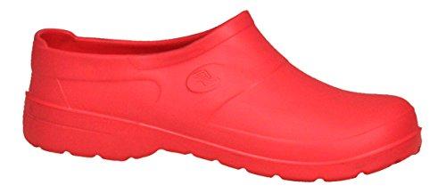de Femmes Jardinage Chaussures Sabots Leau A Lukpol Rose Resistantes PxtqBd