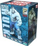 Sdcc Exclusive Statue - Marvel Avengers Grey Hulk 10
