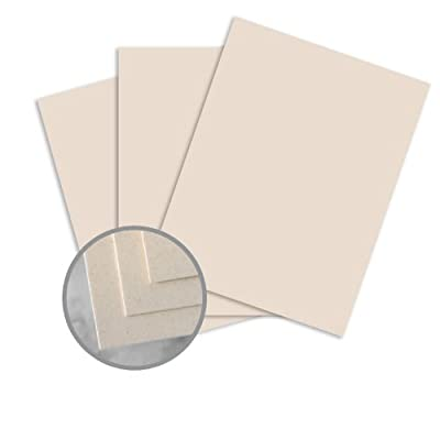 CLASSIC CREST Millstone Paper - 8 1/2 x 11 in 24 lb Writing Smooth Watermarked 500 per Ream