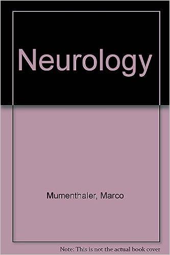 Pdf télécharger un livre Neurology in French PDF