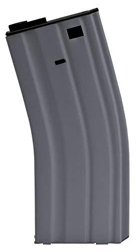 Bulk M4/M16 Universal 300Rd-6mm AIRSOFT- Metal Mags, Grey