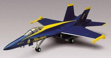 アメリカレベル 1/48 F-18 ホーネット ブルーエンジェルス 05820 プラモデル