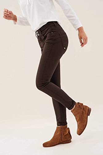 Di Secret Colore Salsa Skinny Pantaloni Marrone zxt5pRw
