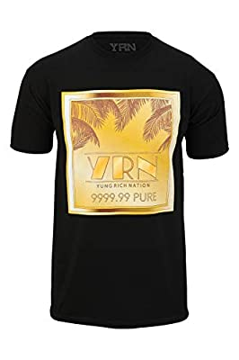 Yung Rich Nation Official Migos Clothing Brand - 24Karat Tee - Authentic