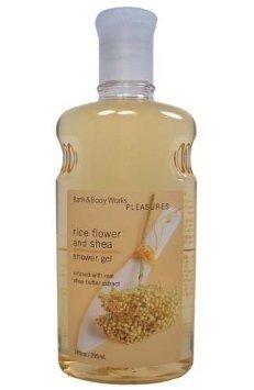 Bath & Body Works Rice Flower and Shea Shower Gel 10 oz