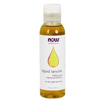 Now Foods Liquid Lanolin 100 Pure – 4 oz 4 Pack