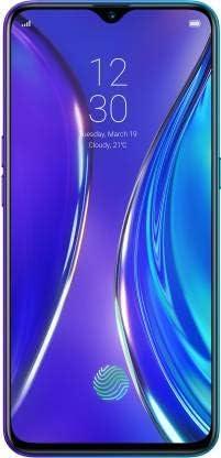 Realme XT  Pearl Blue, 64  GB   4  GB RAM  Smartphones