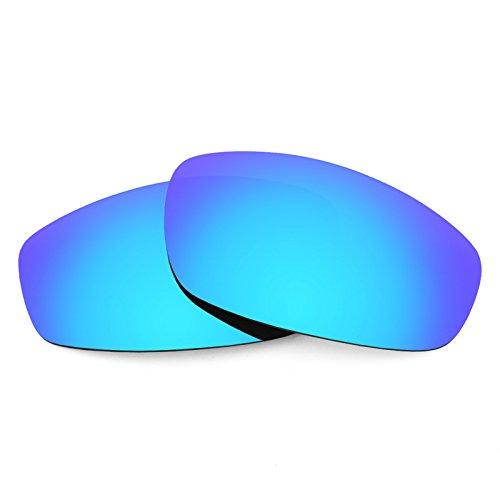 Verres de rechange pour Revo Discern RE3084 — Plusieurs options Bleu Glacier MirrorShield® - Polarisés