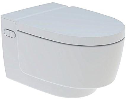 Geberit Aqua Clean Digital Comfort Instalación completa de inodoro Up WWC W