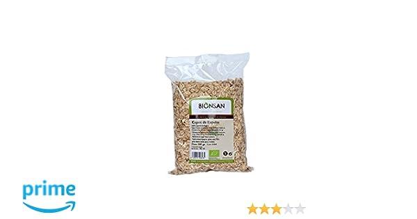 Bionsan Copos de Trigo Espelta Ecológica   6 Paquetes de 500 gr ...