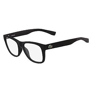 Eyeglasses LACOSTE L2766 001 BLACK MATTE