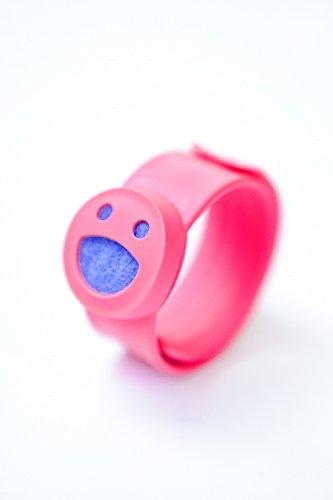Essential Oil Kids Diffuser Bracelet (Flamingo)