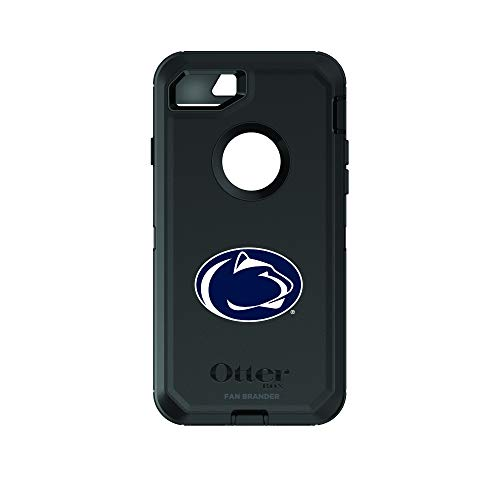 (Fan Brander NCAA Phone case, Compatible with Apple iPhone 6 and Applie iPhone 6s with OtterBox Commuter Series (Penn State Nittany Lions) )