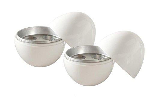 Nordic Ware Microwave Egg Boiler (2, White)