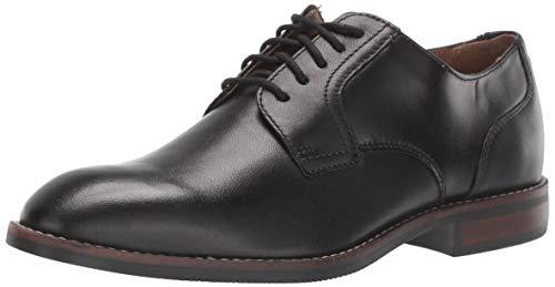 nunn bush black dress shoes - 8