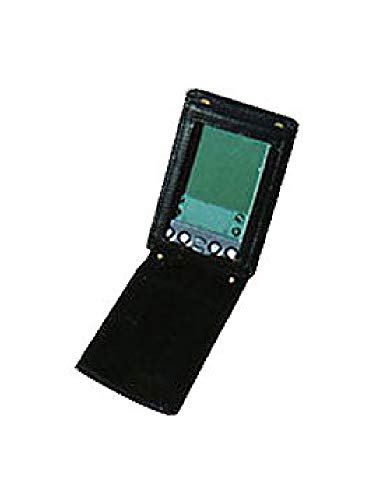 Leather Soft Pda Case - Scully Leather PDA Case w/ Belt Loop Soft Plonge 72 Business Accessory,Black