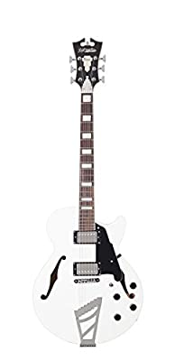 D'Angelico Premier Series SS Semi-Hollowbody Electric Guitar with Stairstep Tailpiece