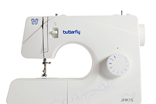 BUTTERFLY バタフライ電動ミシンJHK15