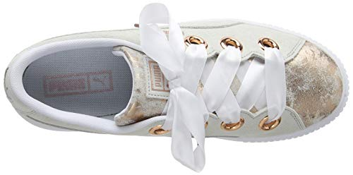 Zapatillas puma 01 Puma Artica Wn's Mujer Para White Blanco Platform White Kiss puma 1IIqRFA