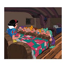 Disney's SNOW WHITE and Seven Dwarfs - 3 ViewMaster Reel Set - part of the Princess series (Viewfinder Series 3)