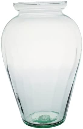 Syndicate Sales 13 1 4 Ming Vase, Clear