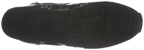 Donna Multisport Ee0vobsb1 Indoor Versace Scarpe Jeans Nero wqg7g6P