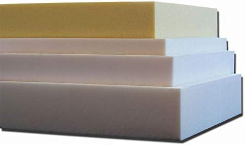 Pieza de Espuma a Medida 80 x 120 x 8 cm - Densidad 20 kg/m3 Media, para Otras Medidas consúltenos