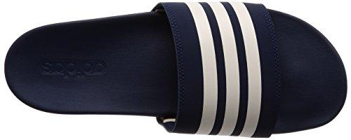 Blatiz Maruni Para Adidas De Comfort Azul 000 Piscina Y Zapatos maruni Playa Adilette Hombre nPqwR7B