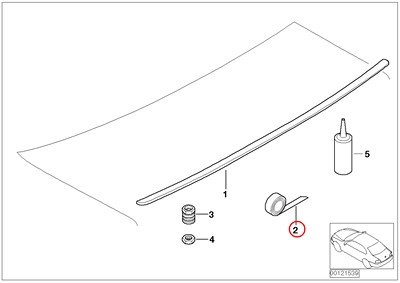 Bmw Z3 Rear Axle Diagram furthermore Bmw I3 Spoiler likewise  on bmw e46 m3 rear spoiler