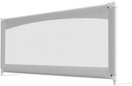 ベッドレール - 子供用ベッドレール着実なベッドガードを添い寝幼児のためのレールガード頑丈なポータブルベッドレール、子供のためのエクストラロング高さ調節可能なベッドレール、 (Color : Gray, Size : 1.5m)