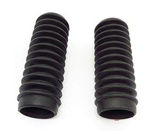 4into1 Reproduction Fork Boot Set - 51611-300-000 - Honda CB450 CB500 CB550 CB750