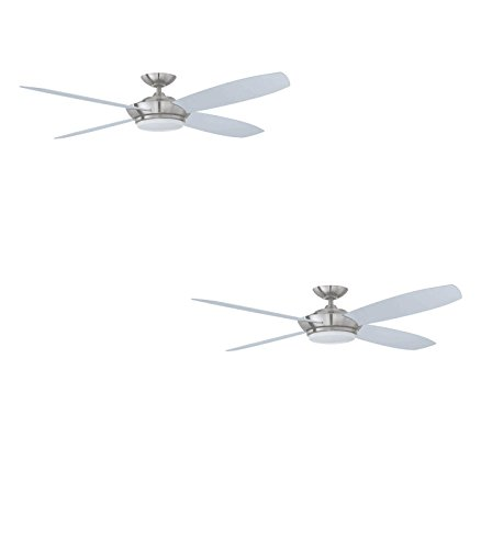 set-of-two-no-ac18652-sn-zeta-52-in-satin-nickel-downrod-mount-indoor-ceiling-fan-with-light-kit-and