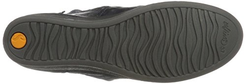 Softinos Ayo411sof Smooth, Stivali Donna Blu (Navy)