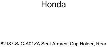 Rear Honda Genuine 82187-SJC-A01ZC Seat Armrest Cup Holder