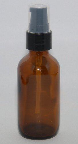 Amber Boston Round Bottle sprayer