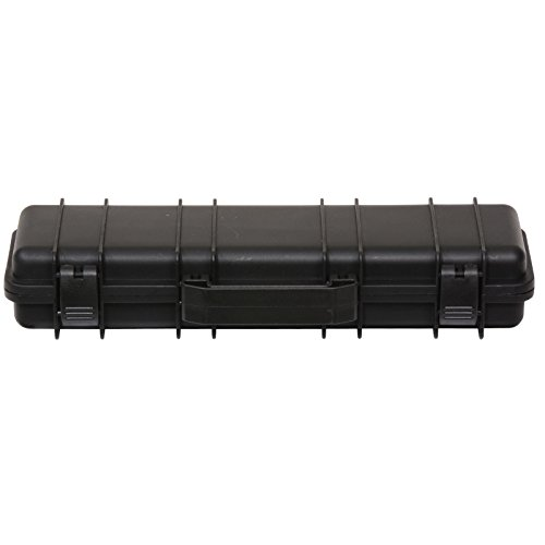 Penn State Industries PKBOXGUN2B Black Tactical Rifle Case Pen Box (Black)